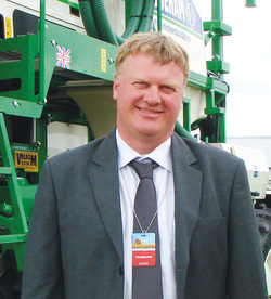 Oliver Mee, director general Valrom Exim - Agrimedia.ro