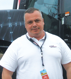 Radu Lupu, director general adjunct Titan Machinery România - Agrimedia.ro